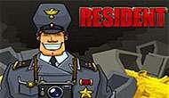 игровые автоматы Resident играть